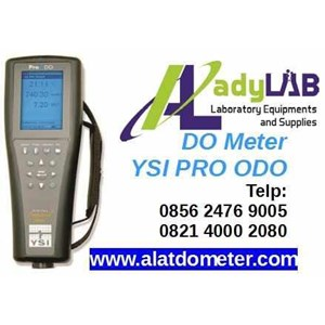 Do Meter Ysi 550A Indonesia - Ady Water