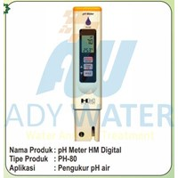 Harga Ph Air - Ady Water 1