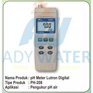 Ph Meter Makassar - Ady Water