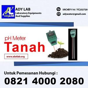 Ph Meter Tanah Medan - Ady Water