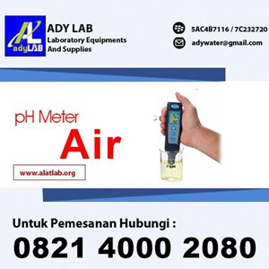 Ph Meter Di Surabaya - Ady Water