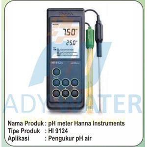 Ph Meter Hanna Indonesia - Ady Water