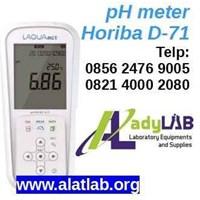 Ph Meter Merk Horiba Indonesia - Ady Water 1