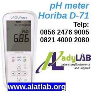 Ph Meter Merk Horiba Indonesia - Ady Water