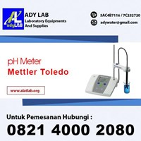 Ph Meter Mettler Toledo Indonesia - Ady Water 1