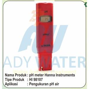 Ph Meter Surabaya - Ady Water