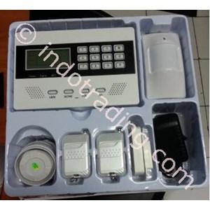 Alarm Rumah Gsm Wireless Arvio G9906