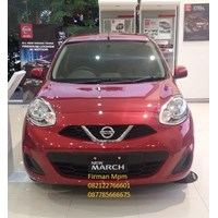 Jual Mobil Nissan March 1.2 AT 2015