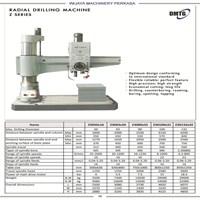 Radial Drilling Machine DMTG Z Series 1