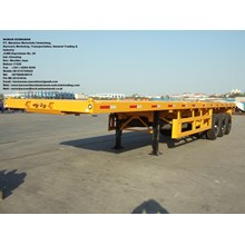 EKOR TRAILER 40ft