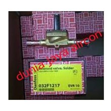 solenoid valve excl coil tipe evr 3