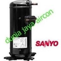 kompressor sanyo tipe CSCN753H8H 1