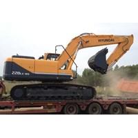 Jual Excavators Hyundai