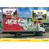 Jual Car Branding Ace Hardware