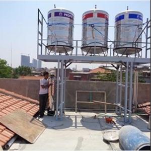 Filter Air Sumur Bor 1 Tabung