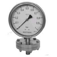 Diaphragm Pressure Gauge BDT12