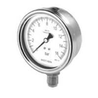 BDT19 Reduced Volume Pressure Gauge