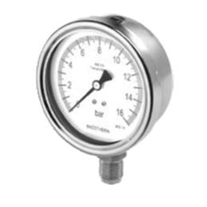 Reduced Volume Pressure Gauge BDT19