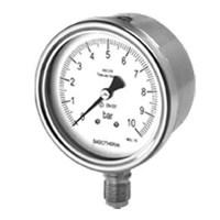 Solid Front Pressure Gauge BDT20 1