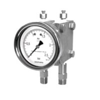 BDT13-Diaphragm Differential Gauge