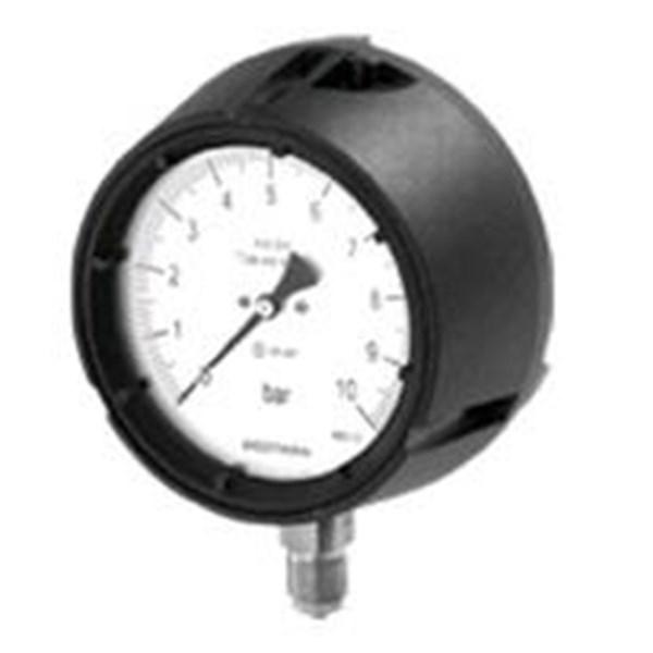 BDT21-Solid Front Pressure Gauge