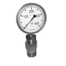 BDT15-Mud Pump Pressure Gauge