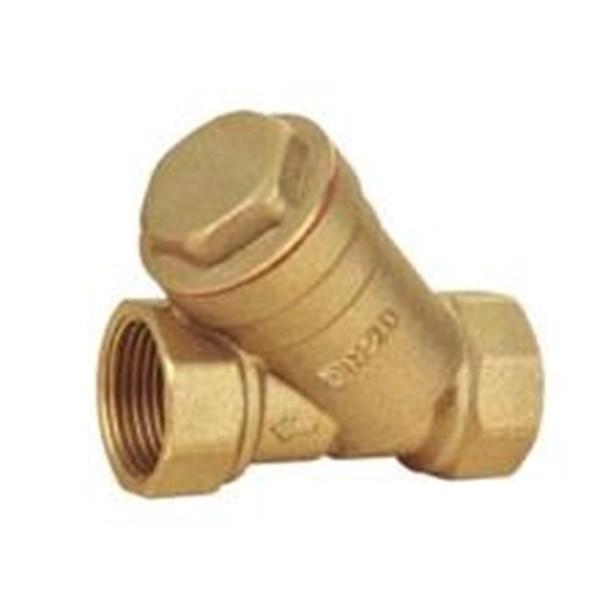 Brass Y Strainer 6301