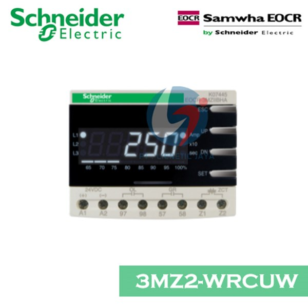 Schneider SAMWHA EOCR 3MZ2-WRCUW