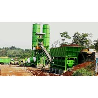 Jual Batching Plant Permanent Dry Mix