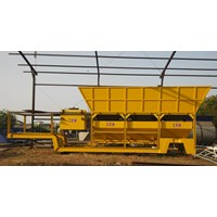 Jual Batching Plant Mobile Dry Mix