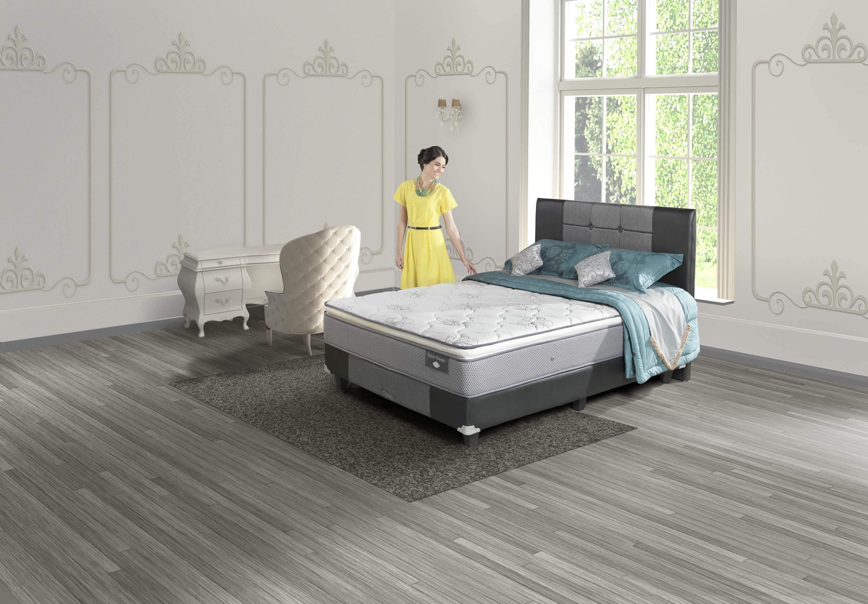 Jual Spring Bed Comforta Super Dream Harga Murah Surabaya