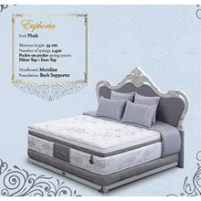 Spring Bed Spring Air Back Supporter Series Euphoria
