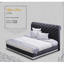 Spring Bed Spring Air Nature's Comfort Series Spine Saver