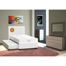 Spring Bed Airland Health Series Chiropedic 2in1