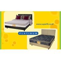 Spring Bed Superfit Platinum
