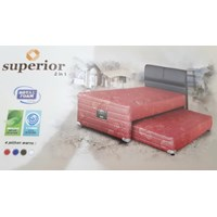 Spring Bed Serenity Superior 2 in 1 1