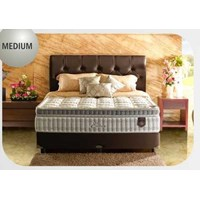 Spring Bed Elite Ruby Series Estima 1