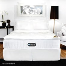 Spring Bed Simmons Backcare Series Backcare Luxury