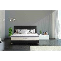 Spring Bed Simmons Deepsleep Series Charming