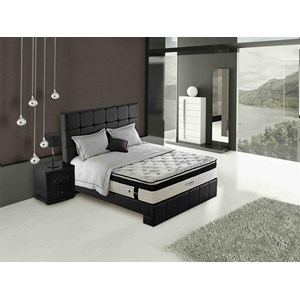 Spring Bed Simmons Deepsleep Series Colony