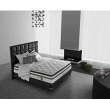 Spring Bed Simmons Deepsleep Series Crystalbelle