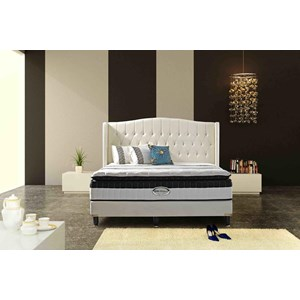 Spring Bed Simmons Beautyrest Series Prestige