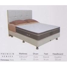 Spring Bed Tudor Premium Series Edmund