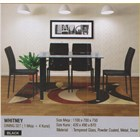 Sell ​​Dining Table Vittorio Whitney Set