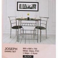 Meja Makan Vittorio Joseph Set 1