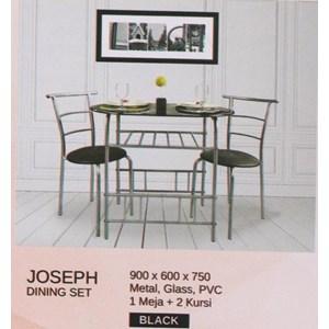 Meja Makan Vittorio Joseph Set