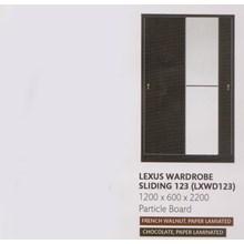 Lemari Pakaian Vittorio Lexus LXWD123