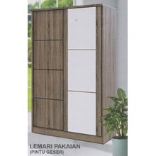 Wardrobe Clothes Vittorio Jack Sliding Door