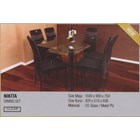 Sell ​​Dining Table Vittorio Nikita Set