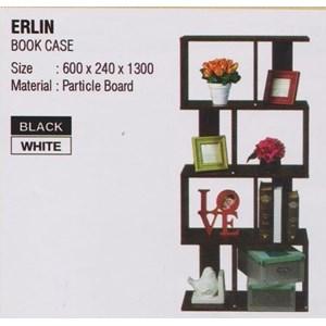Rak Buku Vittorio Erlin